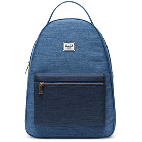 Herschel Nova Mid-Volume Backpack 24,5l faded denim/indigo denim